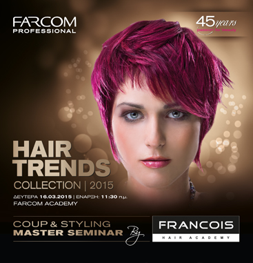 Coupe & Styling Master Seminar by Francois Hair Academy