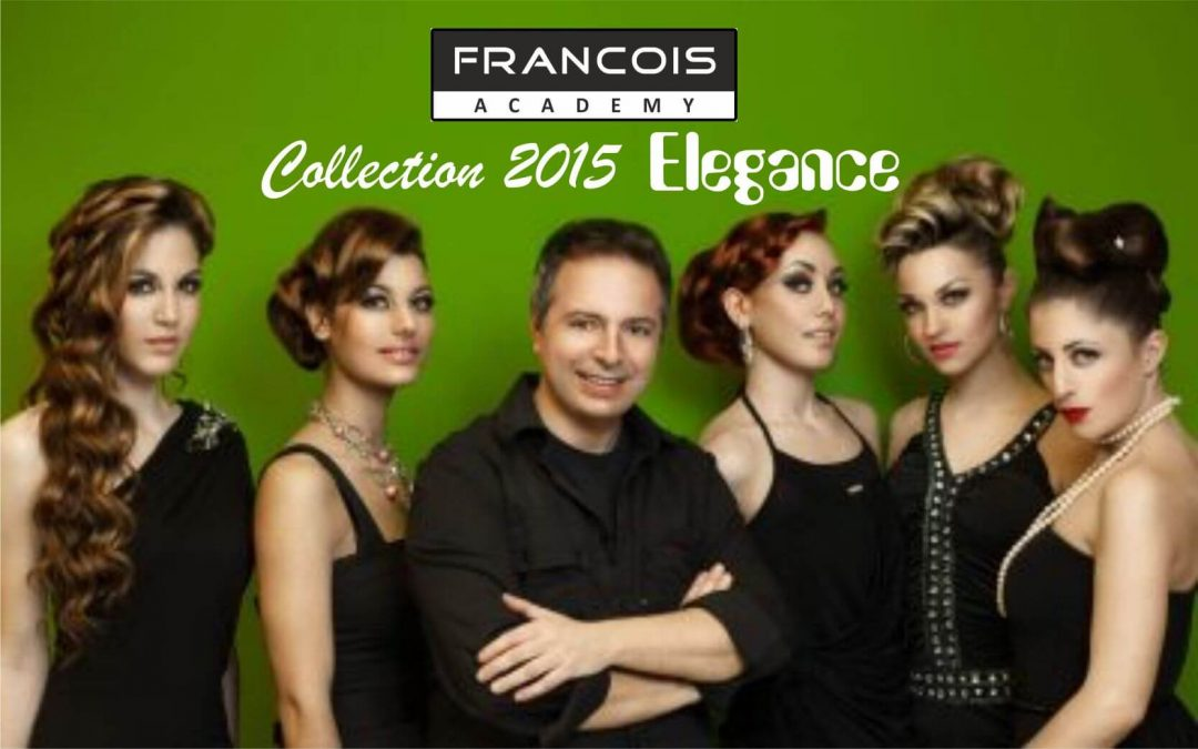 Collection 2015 CHIGNON ELEGANCE